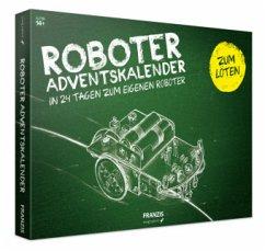 Roboter Adventskalender 2019 - Müller, Martin