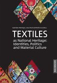 Textiles as National Heritage: Identities, Politics and Material Culture (eBook, PDF)