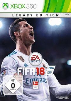 Fifa 18 - Legacy Edition (Xbox 360)