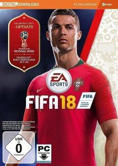 FIFA 18 (PC - Code in der Box)