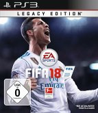 Fifa 18 - Legacy Edition (PlayStation 3)