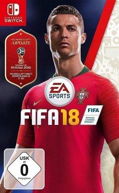 Fifa 18 (Nintendo Switch)