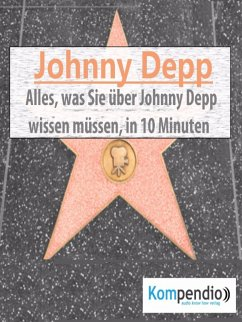 Johnny Depp (Biografie kompakt): (eBook, ePUB) - Dallmann, Alessandro