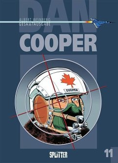 Dan Cooper. Gesamtausgabe Band 11