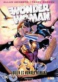 ¿Quién es Wonder Woman? (Novela gráfica)