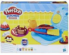 Hasbro B9739EU4 - Play-Doh Kitchen, Schlemmer-Frühstück, Knete