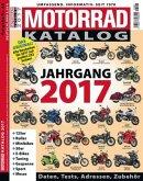 Motorrad-Katalog 2017 (Mängelexemplar)