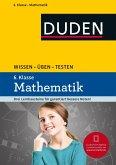Wissen - Üben - Testen: Mathematik 6. Klasse (Mängelexemplar)