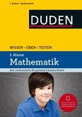 Wissen - Üben - Testen: Mathematik 5. Klasse (Mängelexemplar)