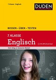 Wissen - Üben - Testen: Englisch 7. Klasse (Mängelexemplar)