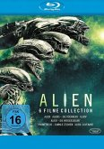 Alien 1-6 Filme Collection