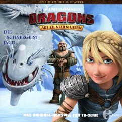 Dragons - Auf zu neuen Ufern 29. Schneegeist