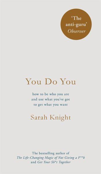 You Do You - Knight, Sarah