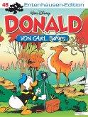 Disney: Entenhausen-Edition-Donald / Lustiges Taschenbuch Entenhausen-Edition Bd.45