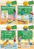 Pixi Wissen 4er-Set: Basiswissen Grundschule (4 x 1 Exemplar)