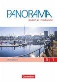 Panorama B1: Gesamtband - Übungsbuch DaF mit Audio-CDs