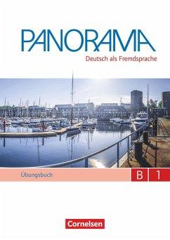 Panorama B1: Gesamtband - Übungsbuch DaF mit Audio-CDs - Bajerski, Nadja; Dusemund-Brackhahn, Carmen; Finster, Andrea; Giersberg, Dagmar; Winzer-Kiontke, Britta
