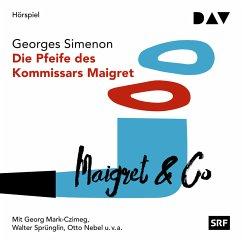 Die Pfeife des Kommissars Maigret (MP3-Download) - Simenons, Georges