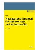 Finanzgerichtsverfahren für Steuerberater und Rechtsanwälte