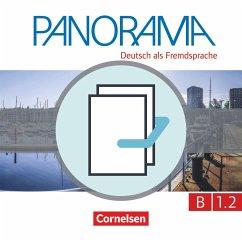 Panorama B1: Teilband 2 - Kursbuch und Übungsbuch DaZ - Böschel, Claudia; Finster, Andrea; Jin, Friederike; Paar-Grünbichler, Verena; Winzer-Kiontke, Britta