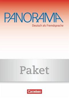 Panorama B1: Gesamtband - Kursbuch und Übungsbuch DaZ - Böschel, Claudia; Finster, Andrea; Jin, Friederike; Paar-Grünbichler, Verena; Winzer-Kiontke, Britta