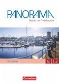 Panorama B1: Teilband 2 - Übungsbuch DaF mit Audio-CD