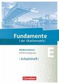 Mathematik Sekundarstufe II Einführungsphase. Arbeitsheft Niedersachsen