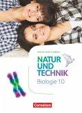 Natur und Technik 10. Schuljahr - Biologie - Baden-Württemberg - Schülerbuch