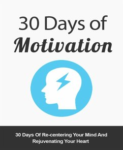 30 Days of Motivation (eBook, ePUB)