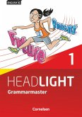 English G Headlight Band 1: 5. Schuljahr - Grammarmaster mit Lösungen
