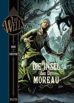H.G. Wells. Band 4: Die Insel des Dr. Moreau - Dobbs