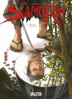 Samurai 11. Schwert und Lotus - Di Giorgio, Jean-Francois