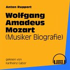Wolfgang Amadeus Mozart (Musiker-Biografie) (MP3-Download)