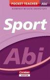 Pocket Teacher Abi Sport (Mängelexemplar)
