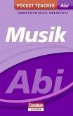 Pocket Teacher Abi Musik (Mängelexemplar)