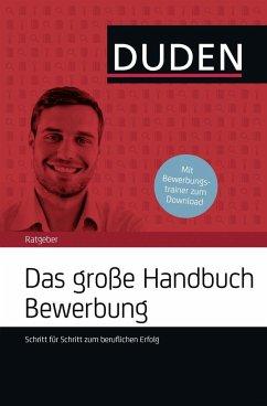 Das große Handbuch Bewerbung (Mängelexemplar)