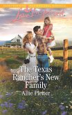 The Texas Rancher's New Family (Mills & Boon Love Inspired) (Blue Thorn Ranch, Book 5) (eBook, ePUB)