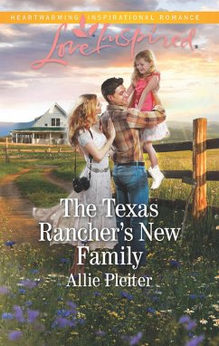 The Texas Rancher's New Family (Mills & Boon Love Inspired) (Blue Thorn Ranch, Book 5) (eBook, ePUB) - Pleiter, Allie