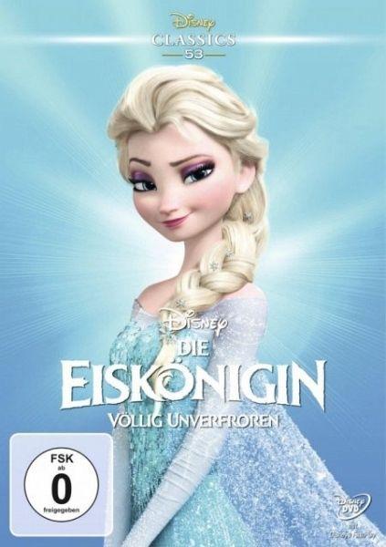 Die Eiskönigin Völlig Unverfroren Disney Classics