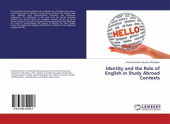 Identity and the Role of English in Study Abroad Contexts