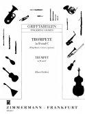 Grifftabelle für Trompete in B, C