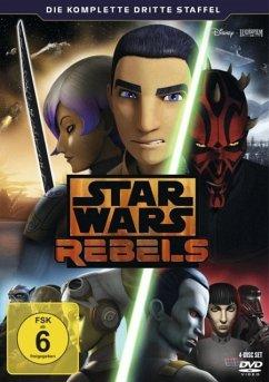 STAR WARS REBELS - Die komplette dritte Staffel DVD-Box
