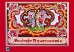 Deutsche Bauernmesse, gemischter Chor und Begleitung, Orgelauszug