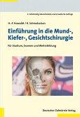 Einführung in die Mund-, Kiefer-, Gesichtschirurgie (eBook, PDF)