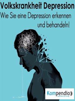 Volkskrankheit Depression: (eBook, ePUB) - Dallmann, Alessandro