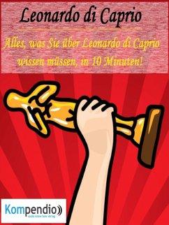 Leonardo di Caprio (Biografie kompakt): (eBook, ePUB) - Dallmann, Alessandro