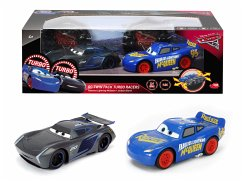 RC Cars 3 Twin Pack LMQ + Jackson Storm