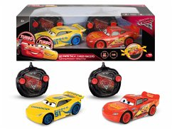 RC Cars 3 Twin Pack LMQ + CRUZ