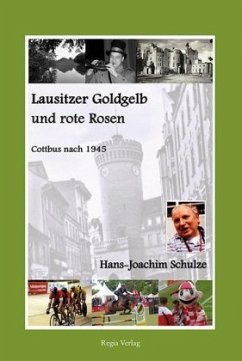 Lausitzer Goldgelb und rote Rosen, 77 Teile - Schulze, Hans-Joachim