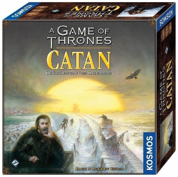 A Game of Thrones CATAN - Die Bruderschaft der Nachtwache (Spiel)